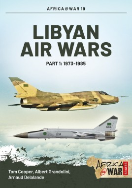Libyan Air Wars. Part 1