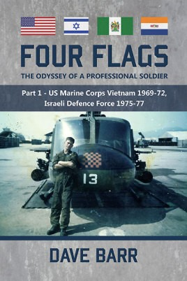Four Flags: The Odyssey of a Professional Soldier. Part 1
