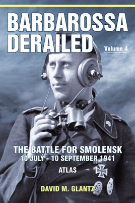 Barbarossa Derailed. Volume 4