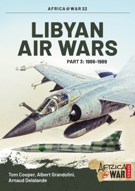 Libyan Air Wars. Part 3