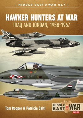 Hawker Hunters At War