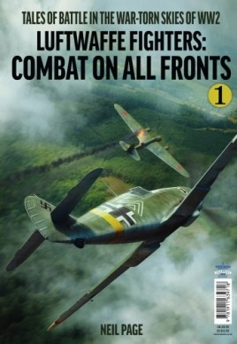 Luftwaffe Fighters - Combat on all Fronts - Part 1