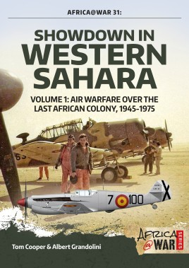 Showdown in Western Sahara. Volume 1
