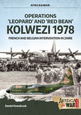 Operations 'Leopard' and 'Red Bean' - Kolwezi 1978