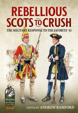 Rebellious Scots to Crush