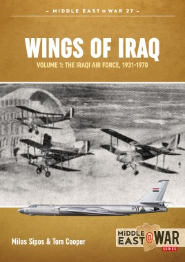Wings of Iraq Volume 1