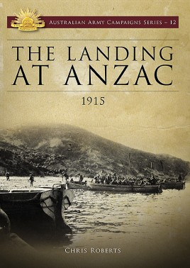 Landing at ANZAC