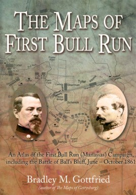 Maps of First Bull Run