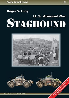 U.S. Armored Car Staghound