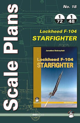Lockheed F-104 Starfighter: Scale Plans