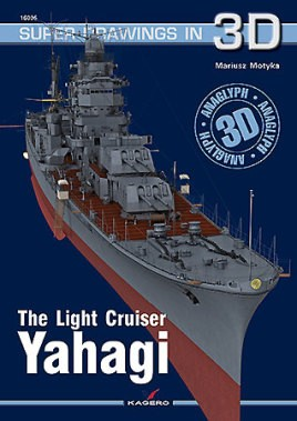 The Light Cruiser Yahagi