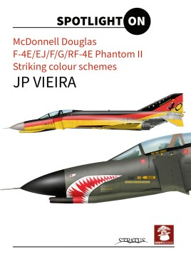 McDonnel Douglas, F-4e/EJ/F/G/RF-4E Phantom II. Striking colour schemes