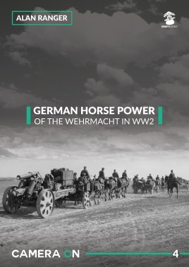 German Horse Power of the Wehrmacht in WW2