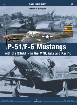 P-51/F-6 Mustangs with USAAF - in the MTO
