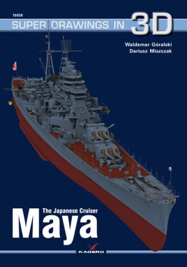 The Japanese Cruiser Maya