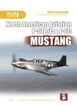 North American Aviation P-51B/C & F-6C Mustang