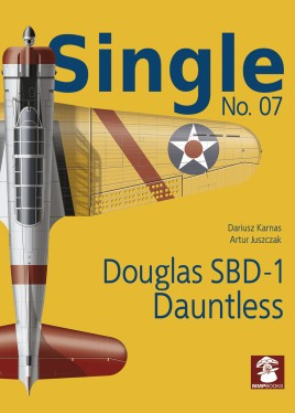 Douglas SBD-1 Dauntless