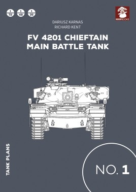 FV 4201 Chieftain Main Battle Tank