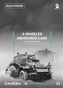 4-Wheeled Armoured Cars in Germany WW2