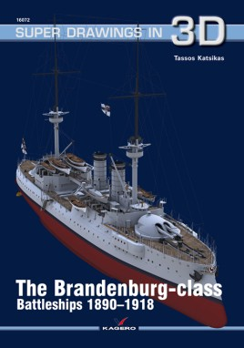 The Brandenburg-class Battleships 1890-1918