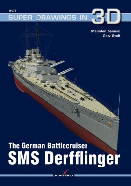 The German Battlecruiser SMS Derfflinger