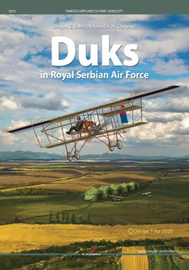 Duks in Royal Serbian Air Force