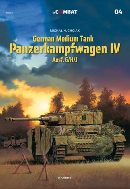 German Medium Tank Panzerkampfwagen IV