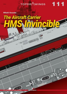 The Aircraft Carrier HMS Invincible