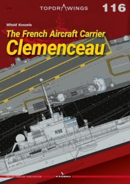 The French Aircraft Carrier Clemenceau