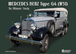 Mercedes Benz Type G4 (W31)