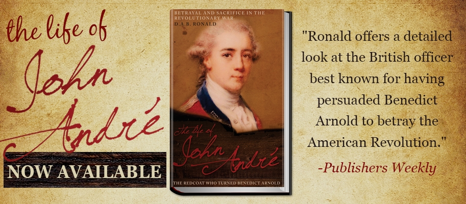 John Andre now available