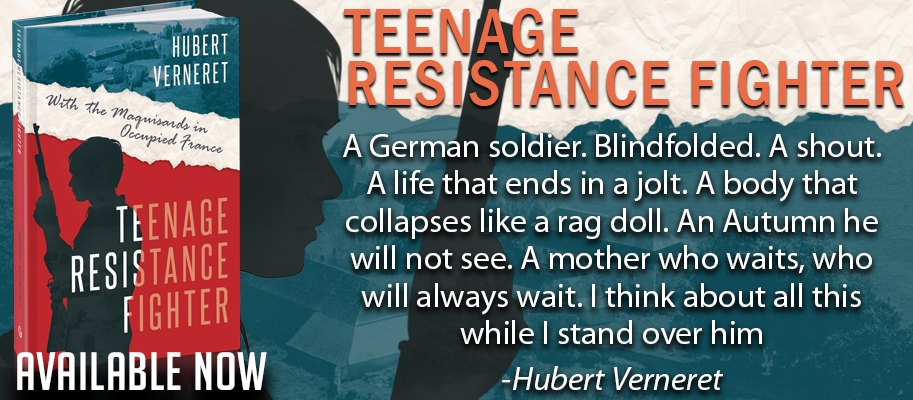 Teenage Resistance Fighter
