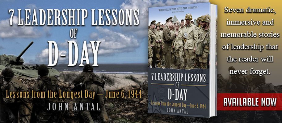 7 Leadership Lessons of D-Day